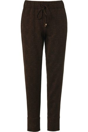 Emilia Lay Women Trousers - Jersey trousers tapered leg size: 14