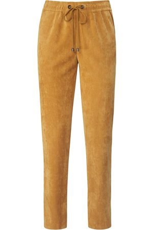Peter Hahn Fine cord pull-on trousers size: 10s