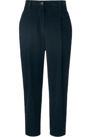 Peter Hahn Women Trousers - Ankle-length jeans design Lounge size: 10s