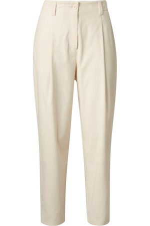 Peter Hahn Fine corduroy 7/8-length trousers size: 10s