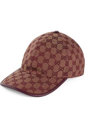 Gucci Men Hats - GG canvas baseball hat