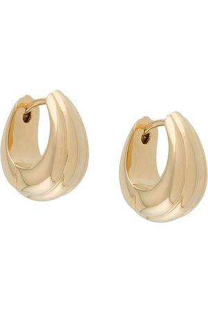 TOM WOOD Small hoop earrings