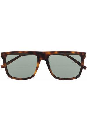 Saint Laurent 495 square-frame sunglasses