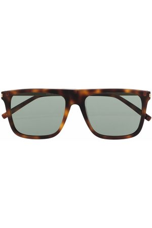 Saint Laurent Sunglasses - 495 square-frame sunglasses