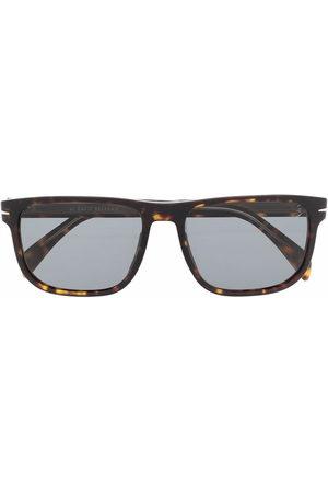 DB EYEWEAR BY DAVID BECKHAM Men Sunglasses - Tortoiseshell-frame sunglasses