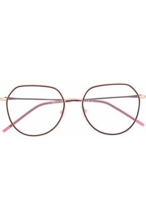 HUGO BOSS Sunglasses - Boss 1281 round-frame glasses