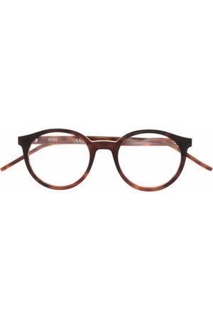 HUGO BOSS Sunglasses - Round frame glasses