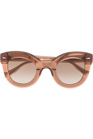 GIGI Men Sunglasses - Round tinted sunglasses - Neutrals