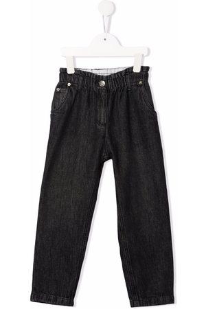 BONPOINT Sonie mid-rise straight-leg jeans