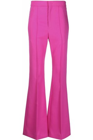 Isabel Marant Flared tailored trousers