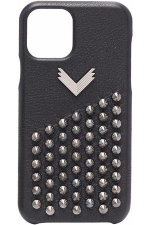 Manokhi Stud-embellished iPhone 11 Pro case