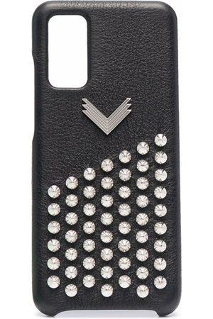 Manokhi Phones - Stud-embellished Samsung S20 case