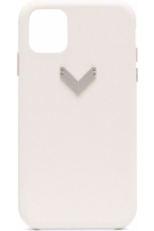 Manokhi Phones - X Velante logo-plaque iPhone 11 case