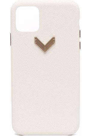 Manokhi Phones - Logo-plaque iPhone 11 Pro Max case