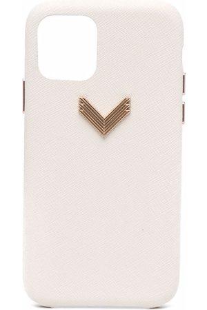 Manokhi Phones - Logo-plaque iPhone 11 Pro case