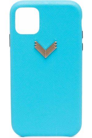 Manokhi Phones - Logo-plaque iPhone 11 case