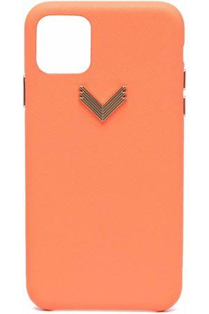 Manokhi Logo-plaque iPhone 11 Pro Max case