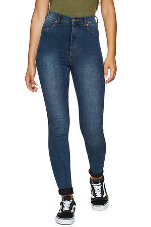 Dr Denim Solitaire Jegging s Jeans - Juno Dark
