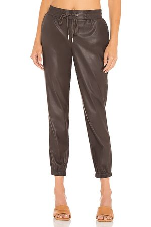 N:philanthropy Scarlett Leather Jogger in . Size XS, S, M.