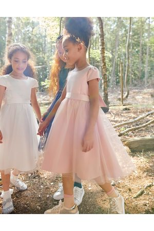 Monsoon Girls Dresses - Tulle Bridesmaid Dress , in Size: 3 Years