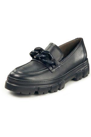 Paul Green Loafers in nubuck cowhide size: 37
