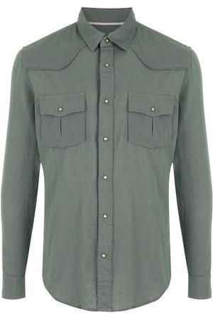 OSKLEN Men Long sleeves - Travel long-sleeved shirt