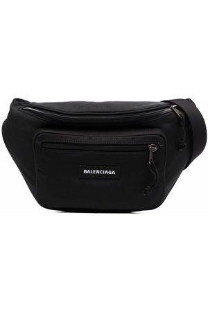 Balenciaga Logo-patch belt bag