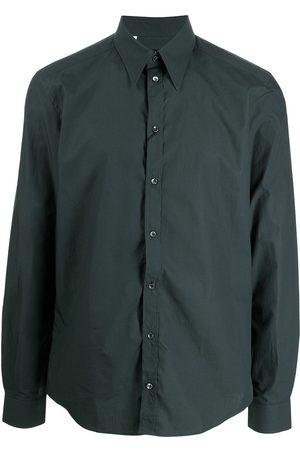 Dolce & Gabbana Button-fastening long-sleeve shirt