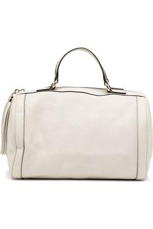 Gucci GG logo-embossed duffle tote bag