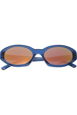 Linda Farrow Men Sunglasses - Oval-frame sunglasses
