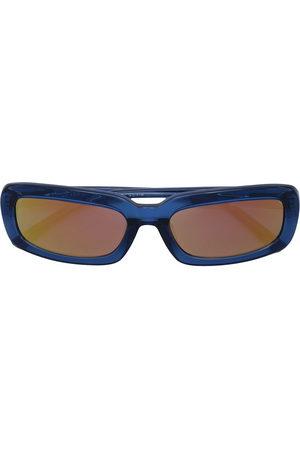 Linda Farrow Rectangle-frame sunglasses