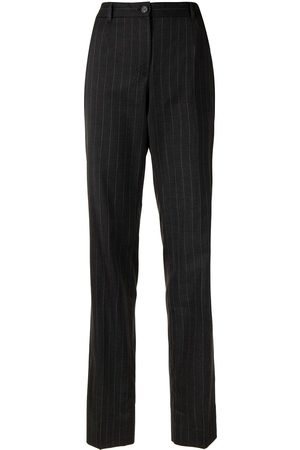 Dolce & Gabbana Pinstripe tailored-fit trousers