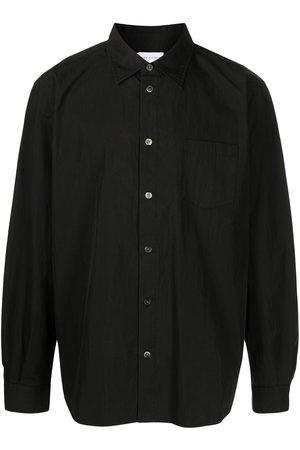 JOHN ELLIOTT Button-up long-sleeved shirt