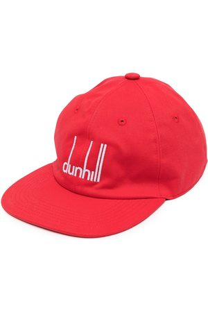 Dunhill Embroidered-logo cap