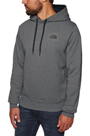 The North Face North Face Seasonal Drew Peak s Pullover Hoody - Heather TNF