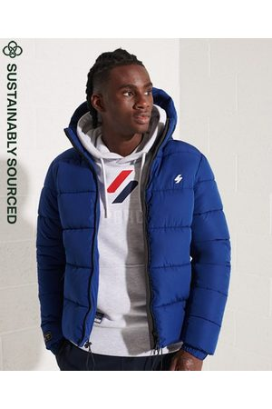 Superdry Hooded Sports Puffer Jacket