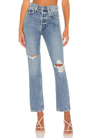 Citizens of Humanity Women Straight - Sabine High Rise Straight in . Size 25, 26, 27, 28, 29, 30, 34.