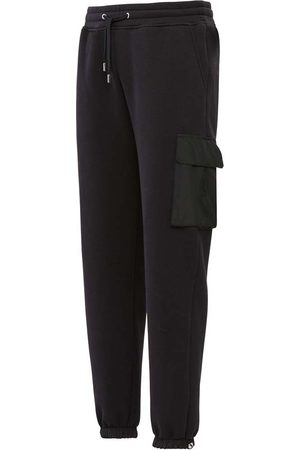 Mackage Men Trousers - Marvin Double-face Jersey Pant with Drawcord Cuffs in - Men - L