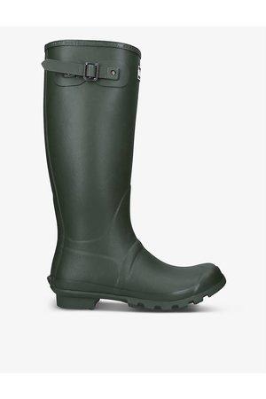 Barbour Women Wellingtons Boots - Bede branded rubber wellington boots