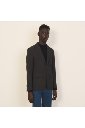 Sandro Suit jacket in technical fabric