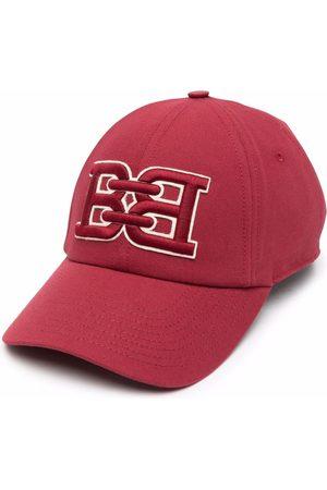 Bally Embroidered monogram cap