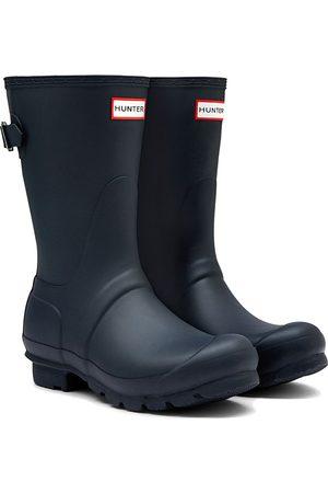 Hunter Original Back Adjustable Short s Wellies - Navy