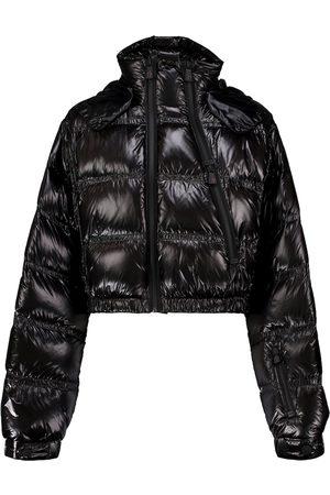 Moncler Jocelme cropped down jacket