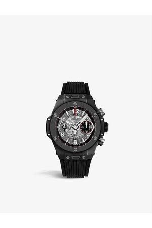 HUBLOT 6AUM05 Big Bang Unico ceramic sapphire crystal watch