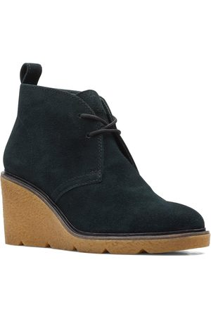 Clarks Clarkford Wedged Boot