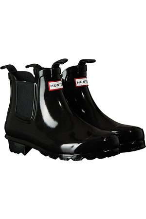 Hunter Wellingtons Boots - Original Chelsea Gloss Kids Wellies