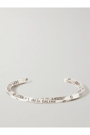 GALLERY DEPT. Infinity Logo-Engraved Cuff