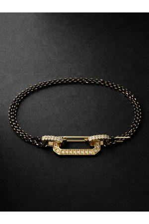 Eera Men Bracelets - Lucy Gold Diamond Bracelet