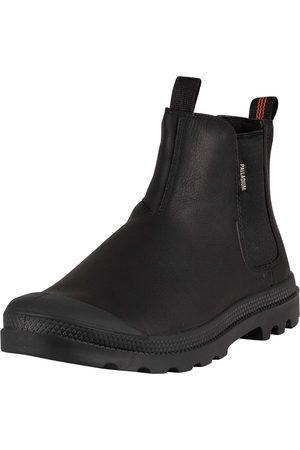 Palladium Pampa Chelsea Leather Boots
