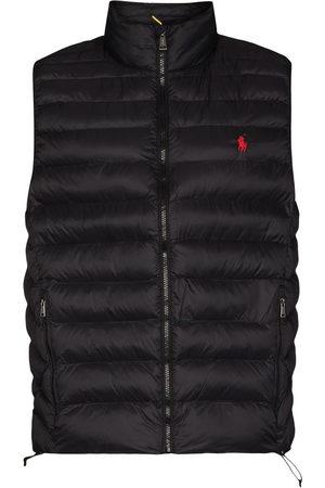 Polo Ralph Lauren Men Body Warmers - Terra padded zipped gilet